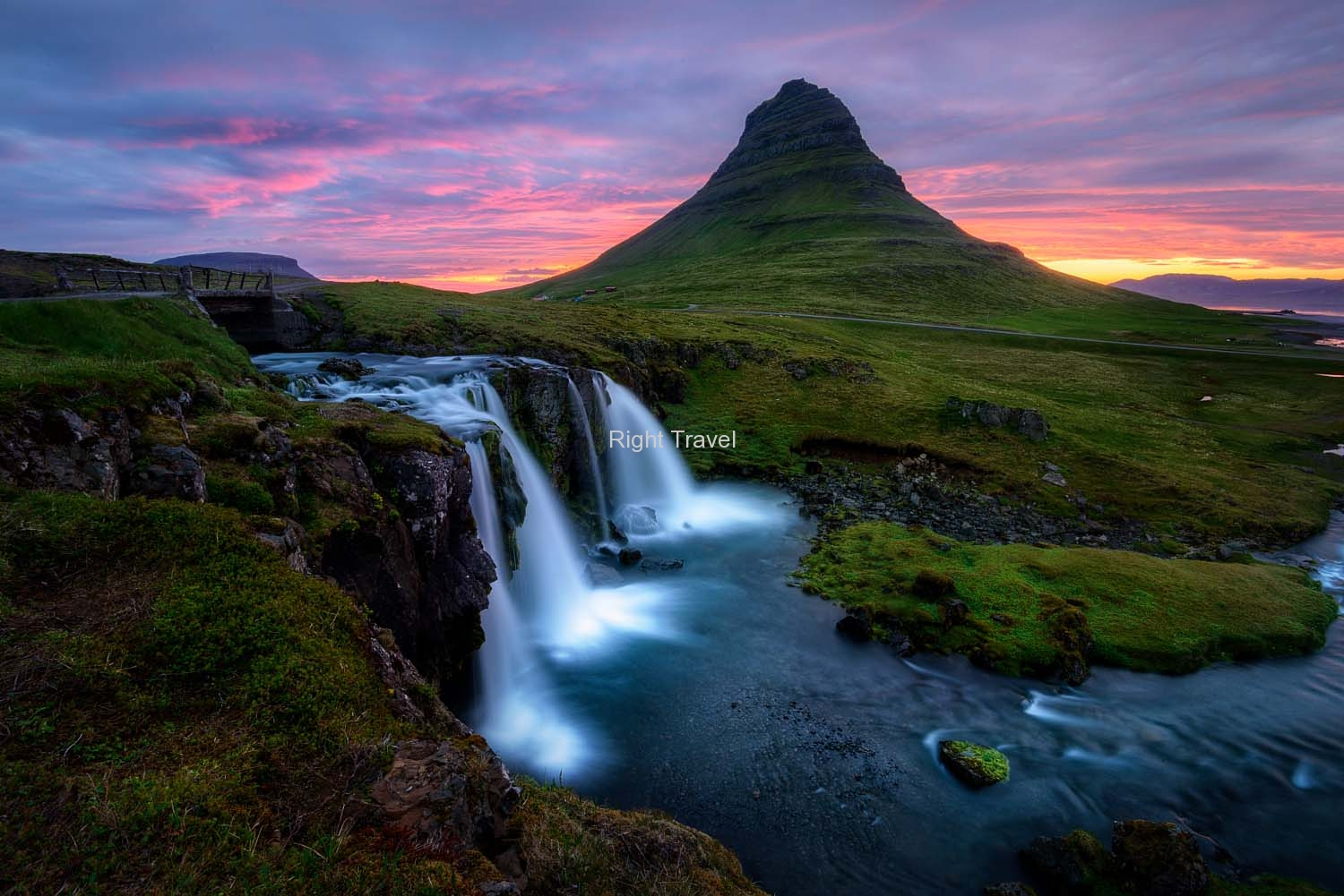 Awesome Kirkjufell Iceland