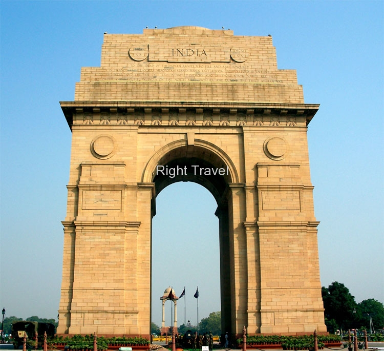 India Delhi India Gate