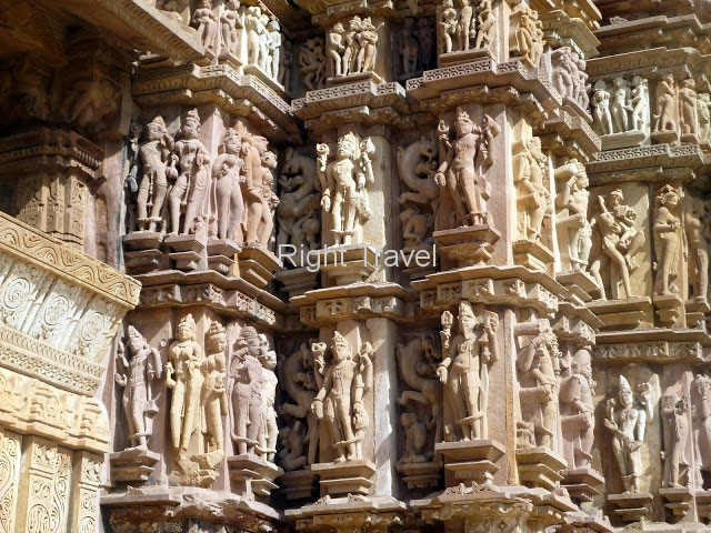 India Khajuraho Close