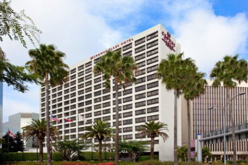 Crowne Plaza Hotel Los Angeles Airport