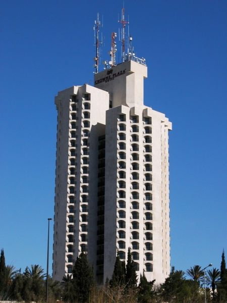 Crowne Plaza Jerusalem