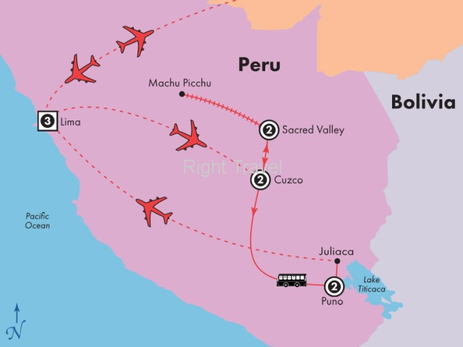 10 Day Affordable Peru - Plan A Hotels