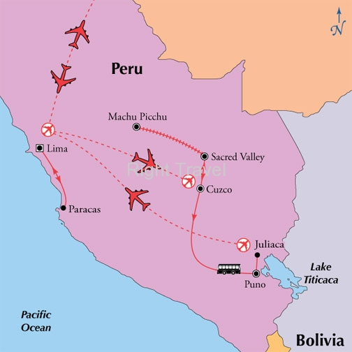 11 Day Affordable Peru with Nazca Lines