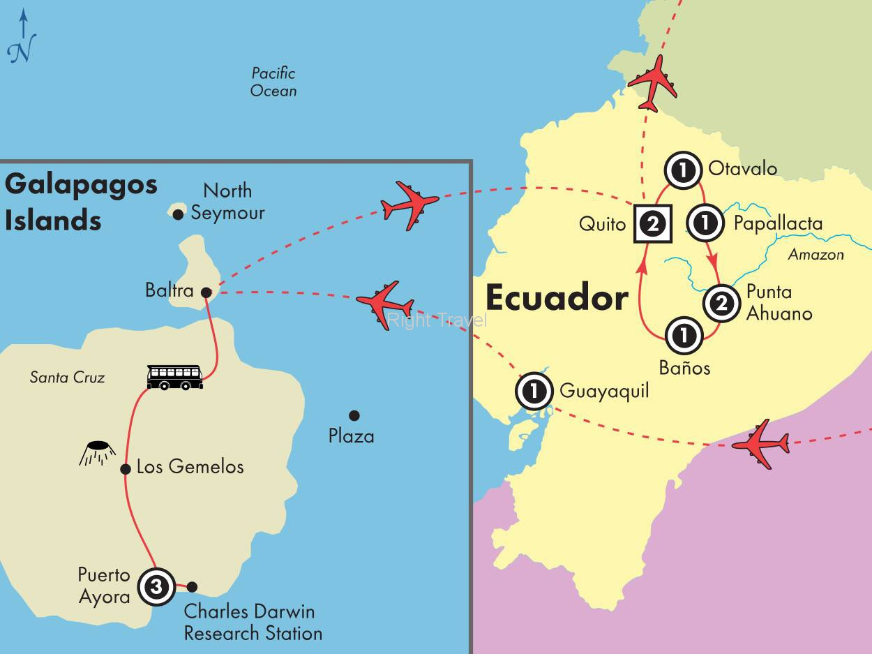 12 Day Galapagos Islands & Ecuador