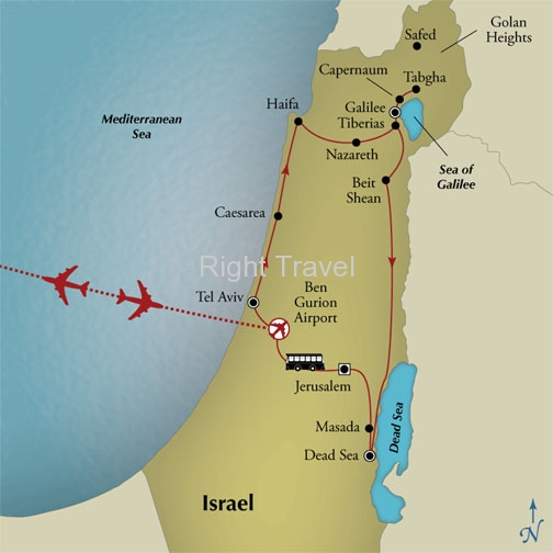 12 Day Israel Ancient & Modern Culture