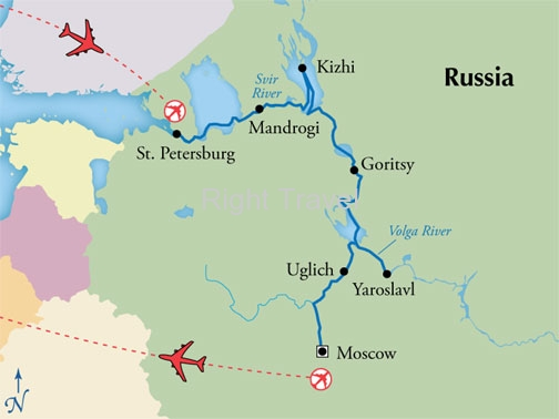 12 Day Russian River Cruise