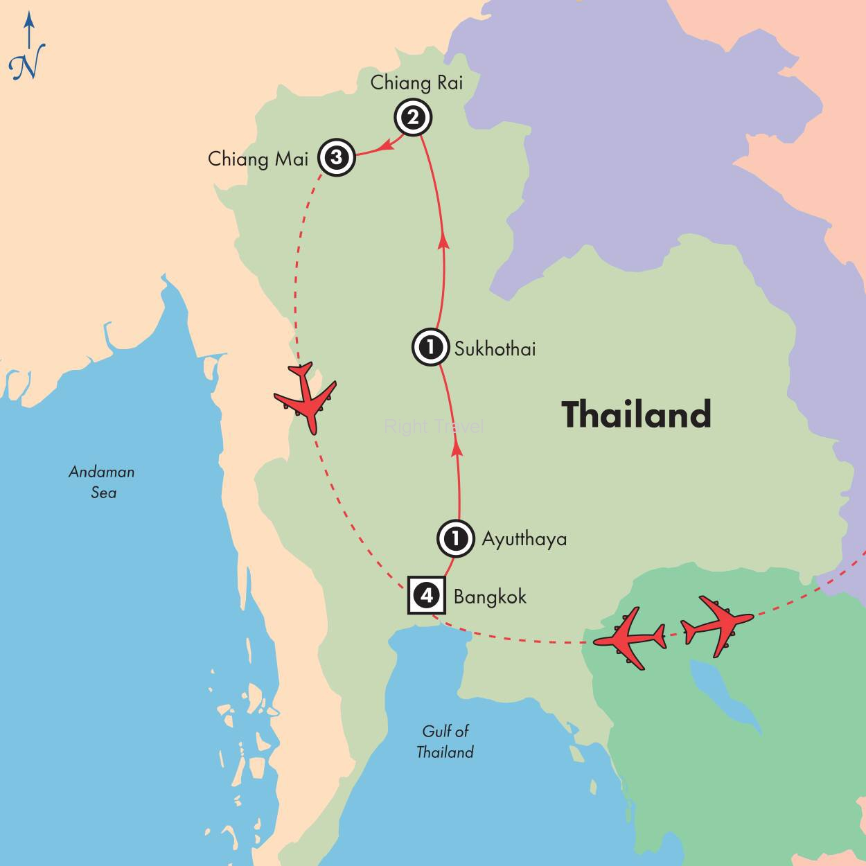 13 Day Classic Thailand
