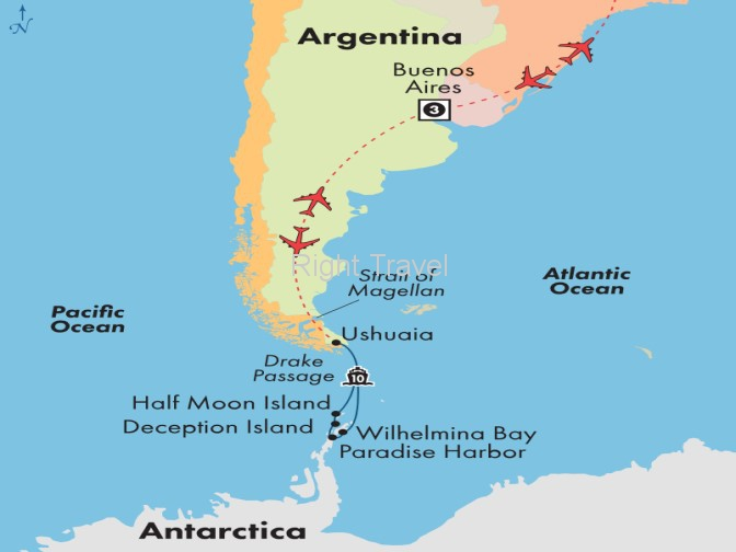 15 Day Antarctica Cruise with Buenos Aires
