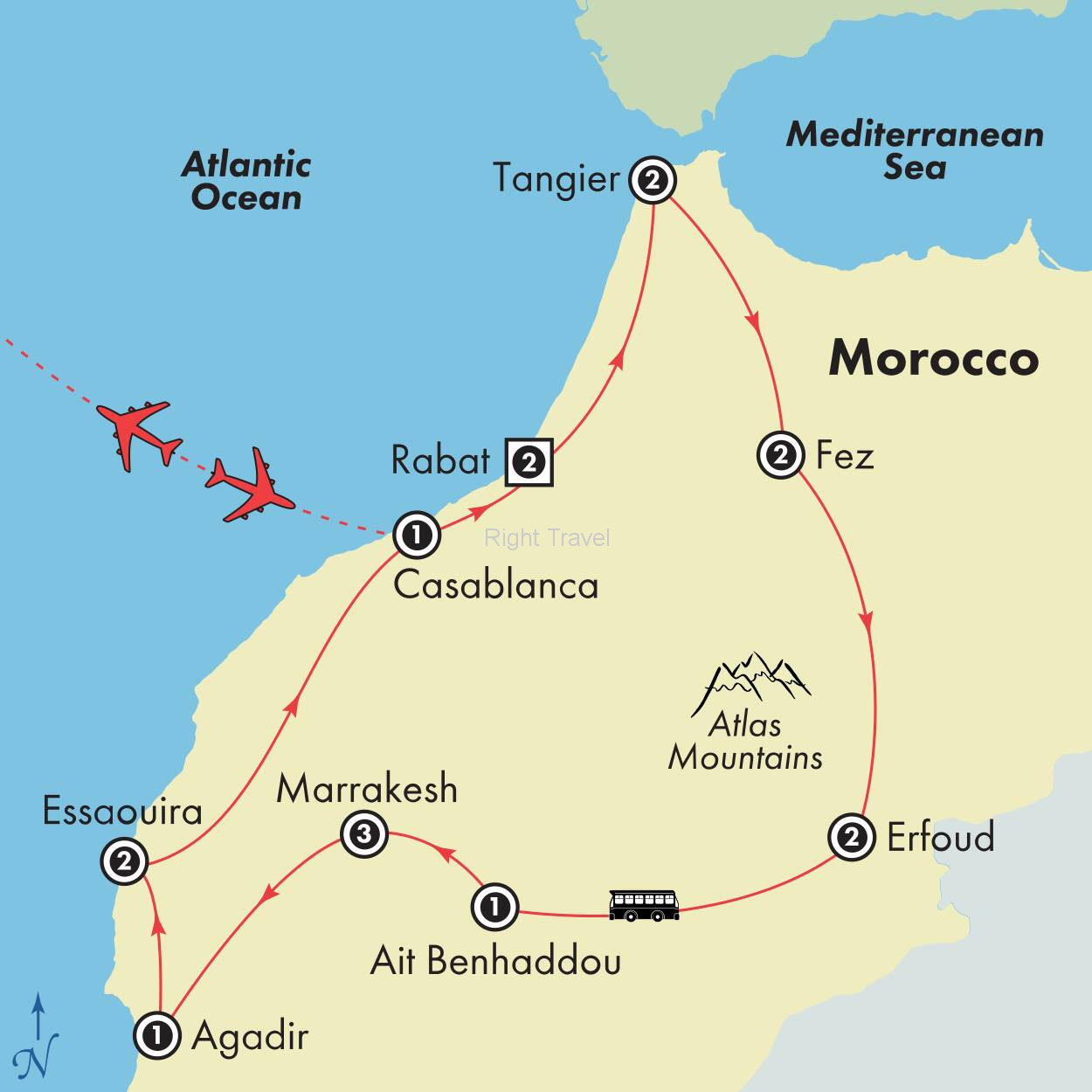18 Day Absolute Morocco