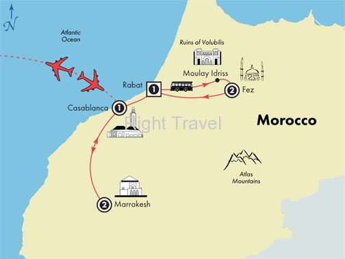 8 Day Essential Morocco