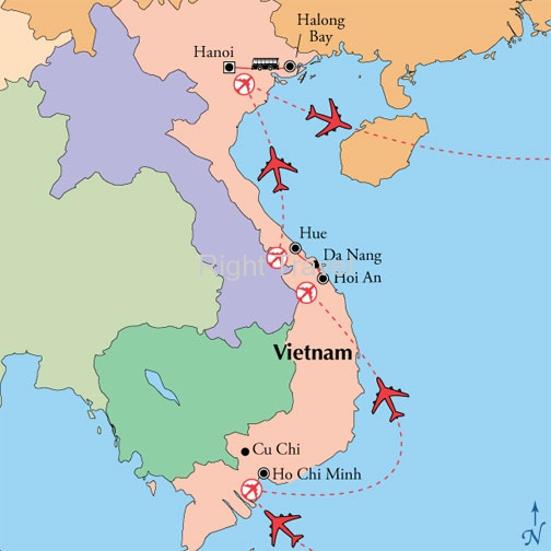 8 Day Essential Vietnam