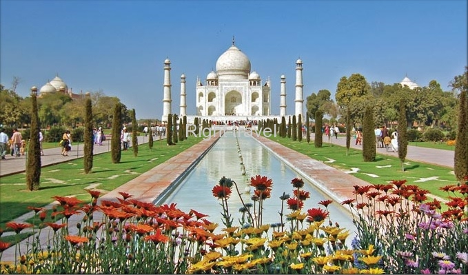 12 Day India Golden Triangle with Kerala Private Tour