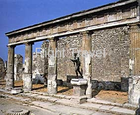 10 Day Affordable Italy with Pompeii