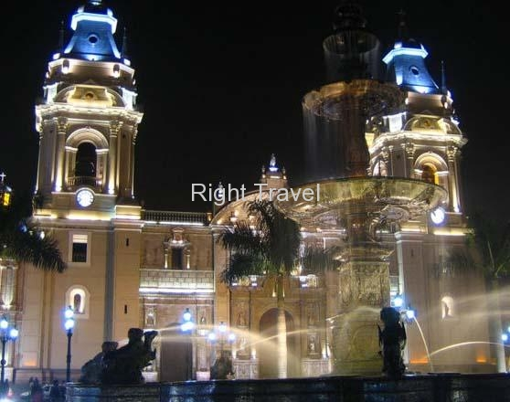 9 Day Peru Inca Special Plan A Hotels (Miami Special)